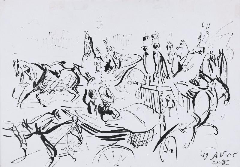 Dorożki, 1965 – Rempex